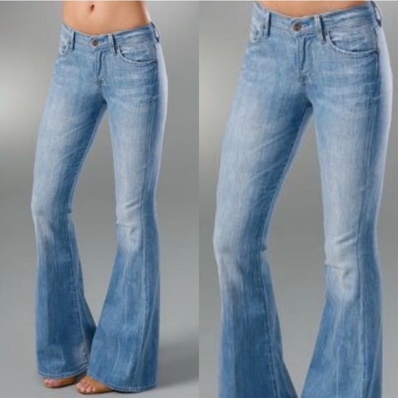 cheaper sale fashion styles purchase genuine Citizens of humanity bell bottom jeans